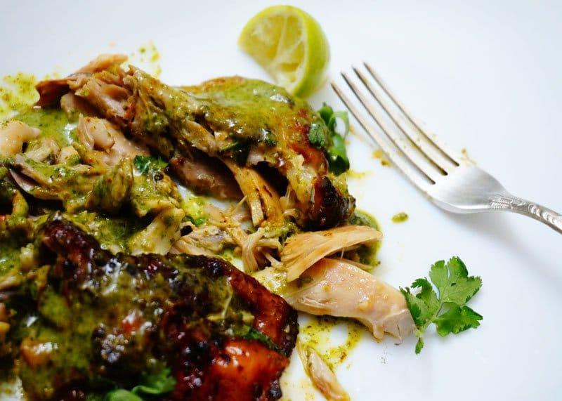 Рецепт цыпленка с халапеньо фото