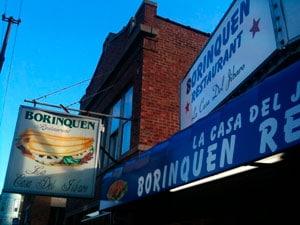 Буренкуин ресторан фото