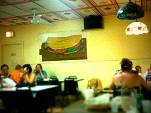 Ресторан Буринкуин фото
