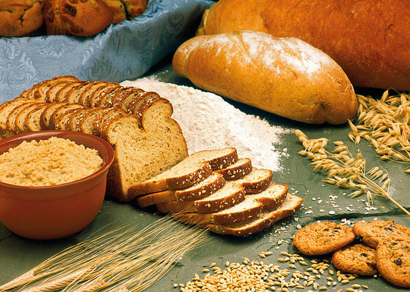 Хлеб - источник жизни фото