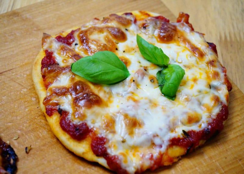 Рецепт пиццетты маргарита фото