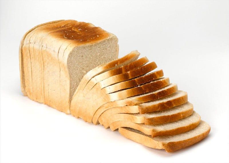 Нарезной хлеб фото