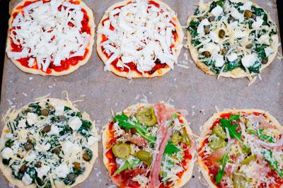 Пиццетта рецепт фото