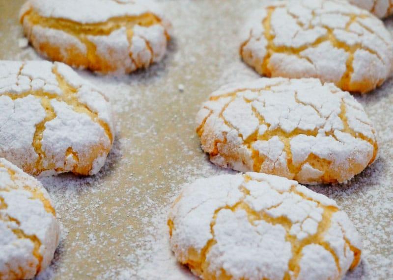 Печенье ричарелли фото