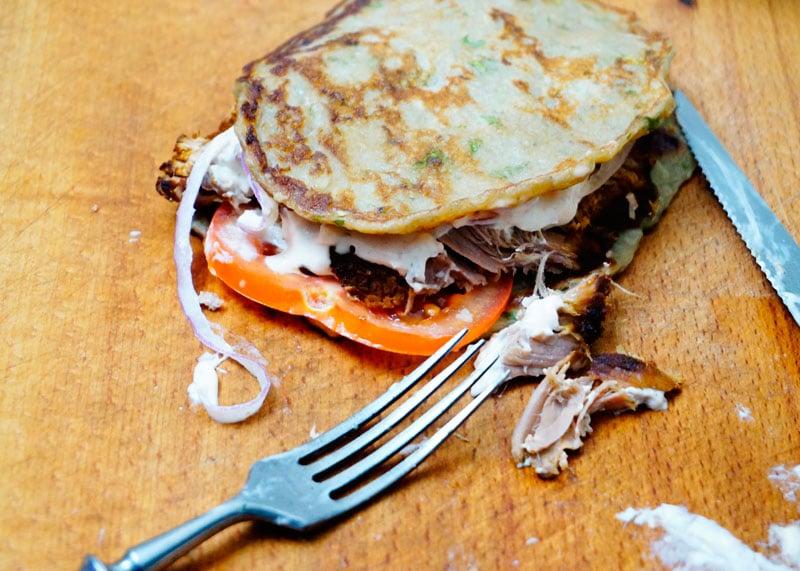 Сэндвич хибарито рецепт фото