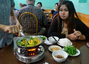 Вьетнам ресторан Ча Ка Ла Вонг фото