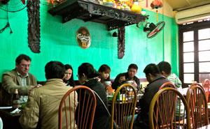 Ресторан Ча Ка Ла Вонг фото