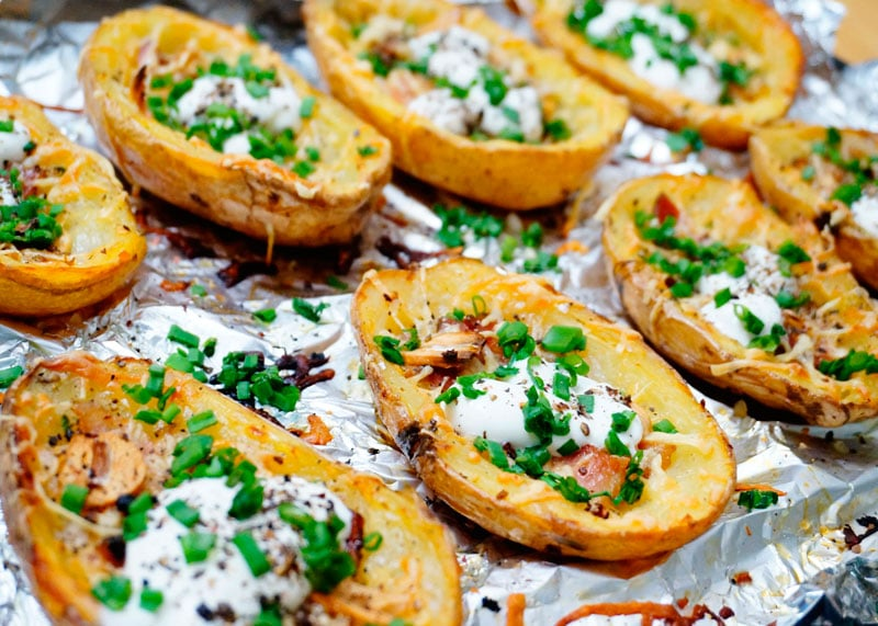Картофельные хрустяшки фото
