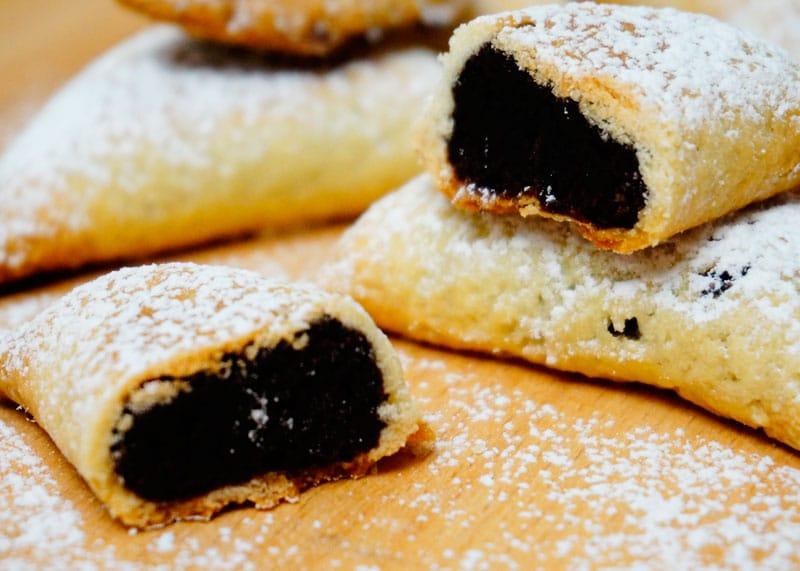Рецепт пирожков кассателле фото