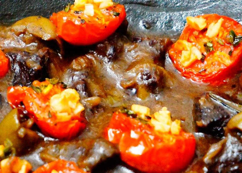 Рецепт рагу из говядины по-сицилийски фото