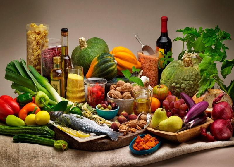 Польза диеты Средиземноморья фото