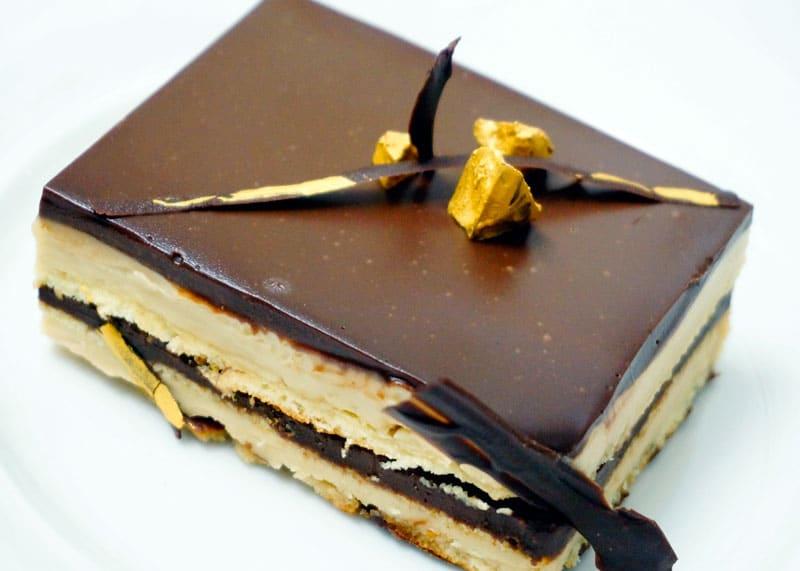 Торт Опера приготовление фото