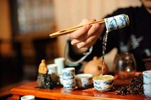 Чайная церемония Дарие фото