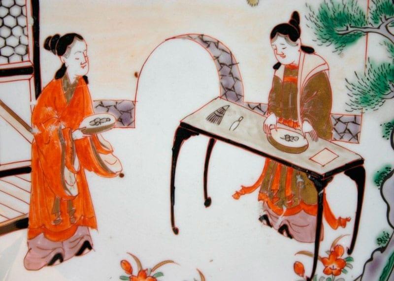 Япония. Чайная церемония фото