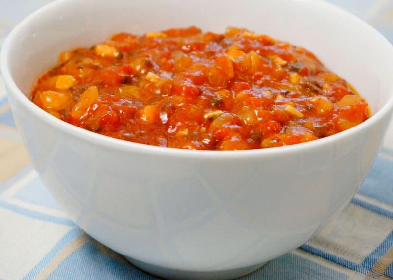 Китайский кисло-сладкий соус фото
