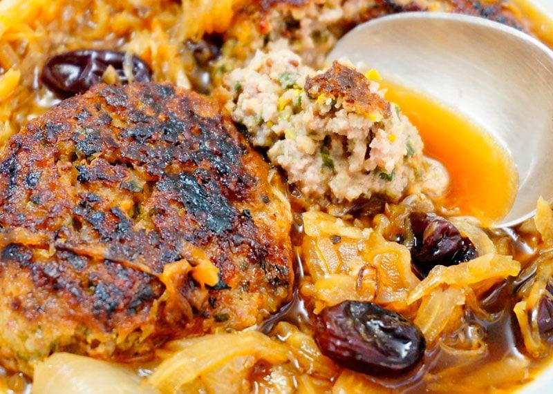 Рецепт фрикадельки из телятины по-немецки фото