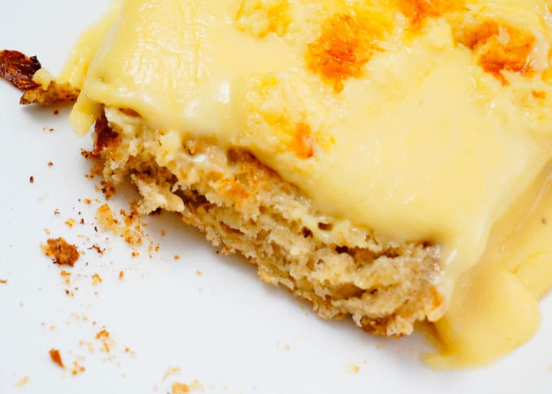 Рецепт гренки с сыром по-валлийски фото