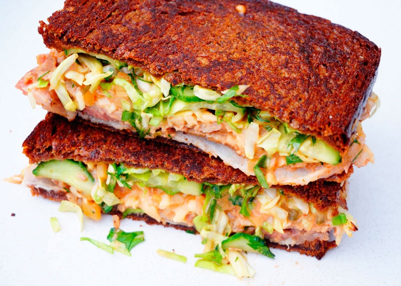 Сэгдвич рубен рецепт приготовления фото