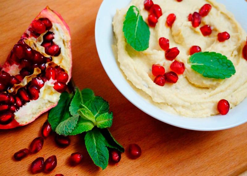 Рецепт спред из нута и йогурта фото