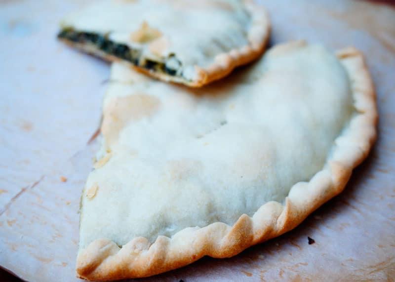 Пирог эрбацоне рецепт фото