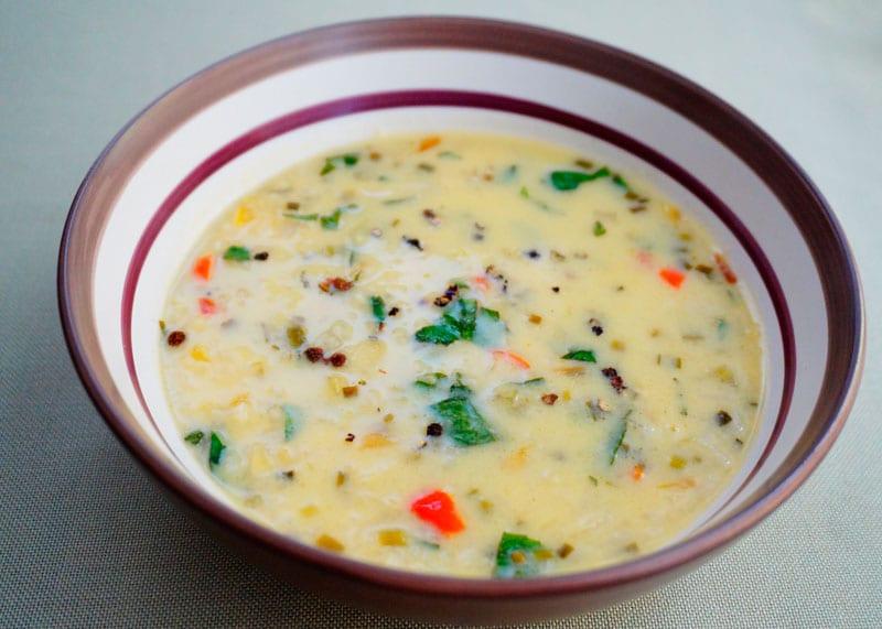 Рецепт овощной суп авголемоно фото