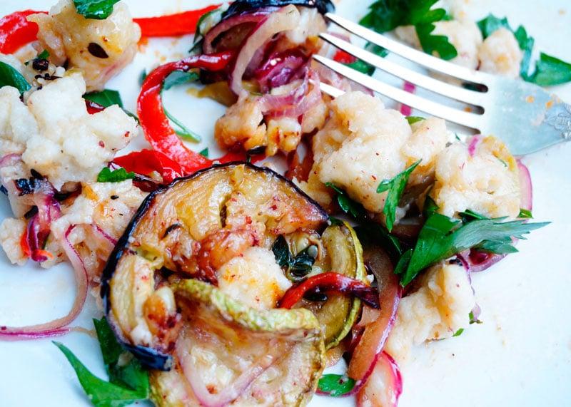 Кус кус по-тоскански или панцанелла рецепт фото