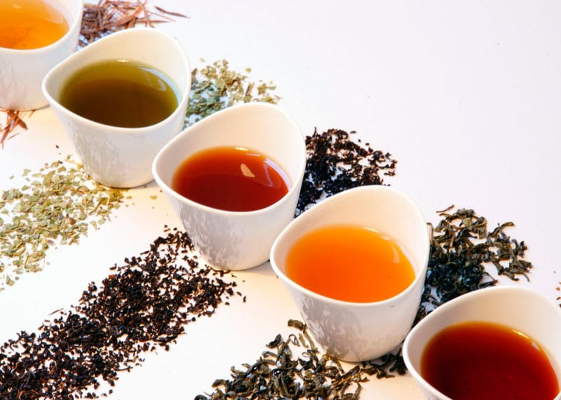 Виды и свойства чая фото