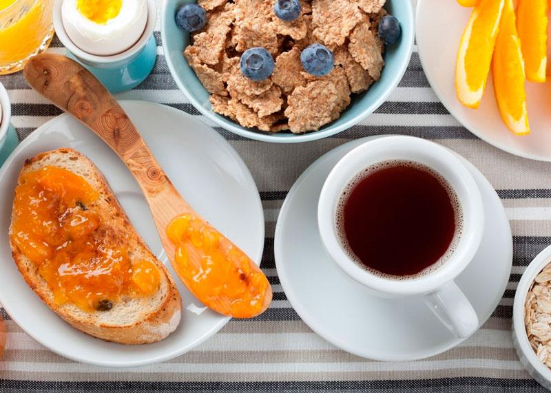 Завтрак перед тренировкой фото