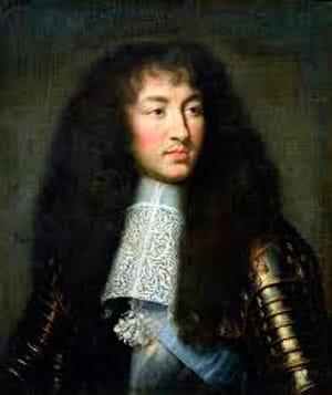 Луи XIV фото