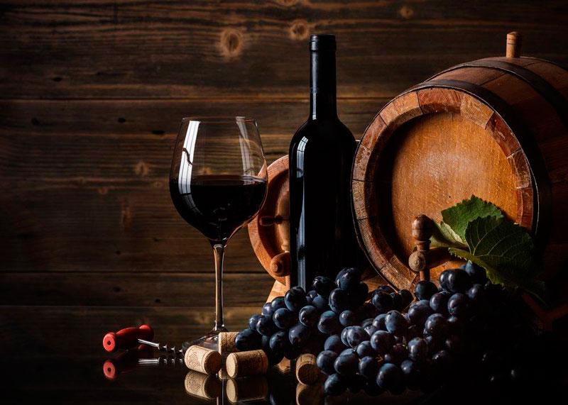 Что полезного в красном вине фото