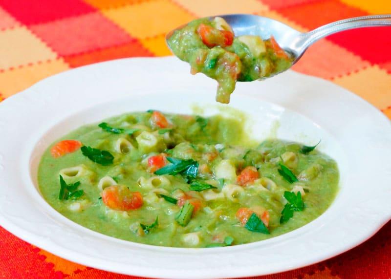 Суп пюре из корня сельдерея и помидоров рецепт фото