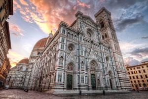 Дуомо Флоренция фото