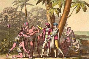 Колумбийский обмен фото