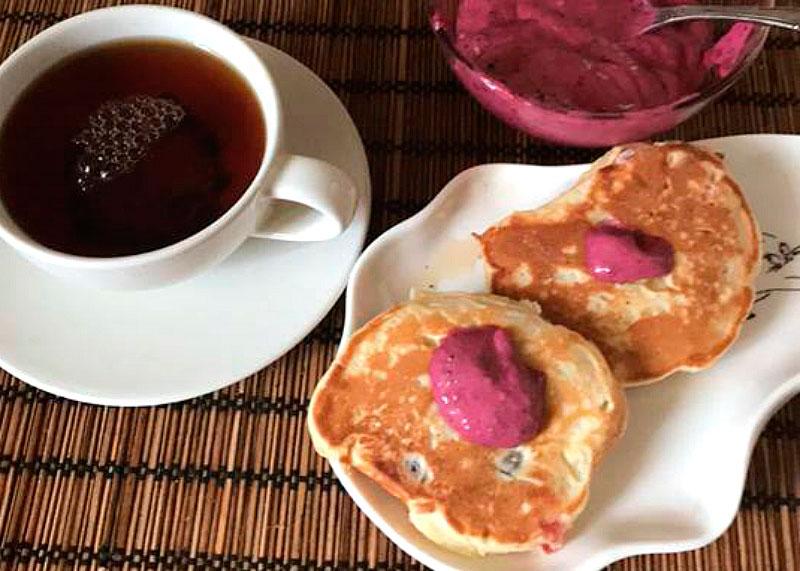 Рецепт приготовления оладьи от Аллы фото