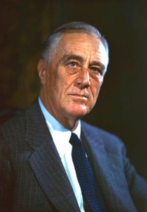 Рузвельт фото