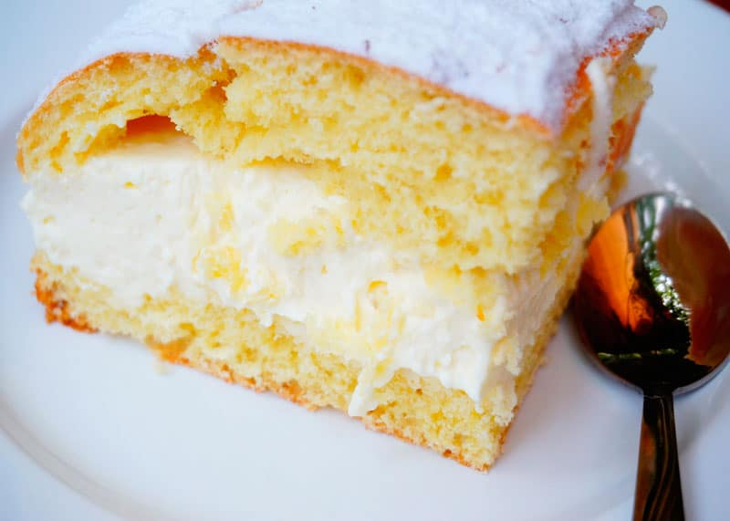Пирог скьяччата рецепт фото