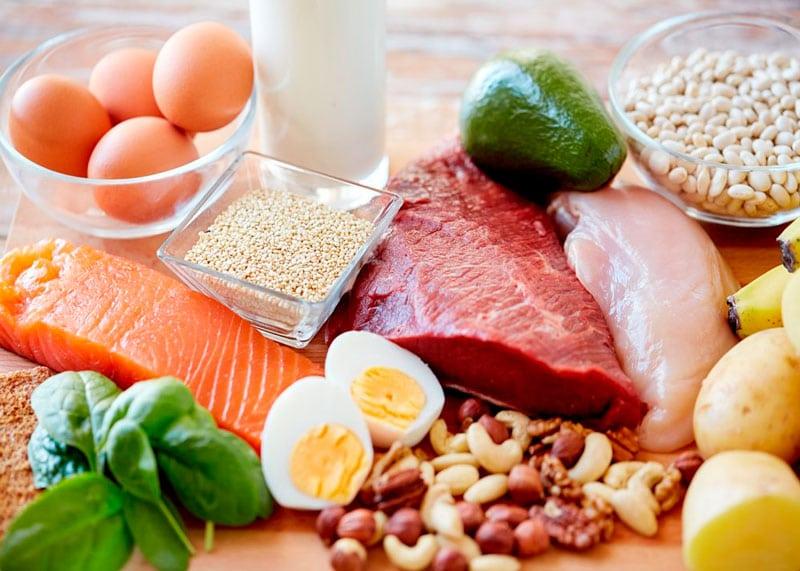Продукты протеин фото