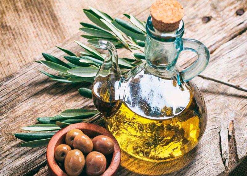 Рождение оливкового масла фото