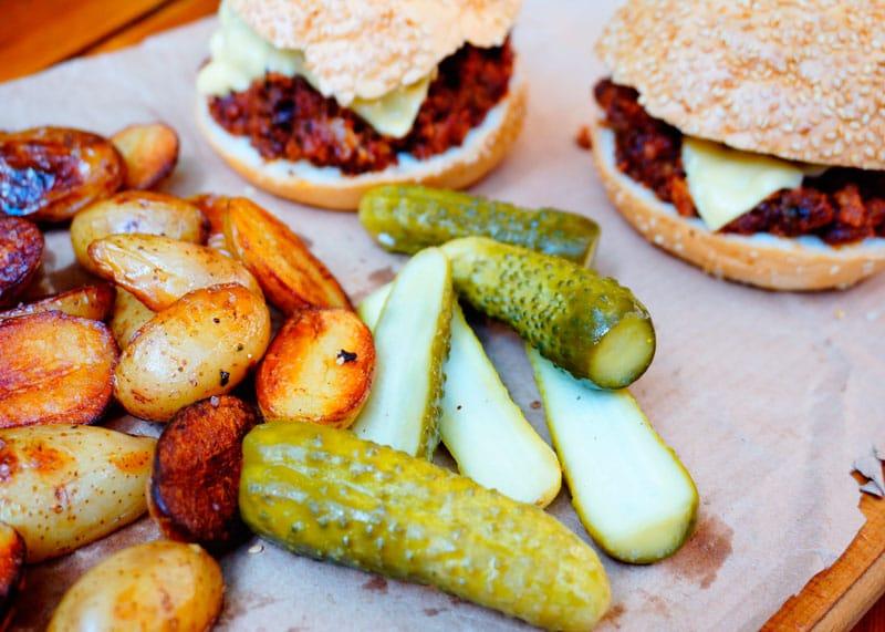 Сэндвич неряшливый джо фото