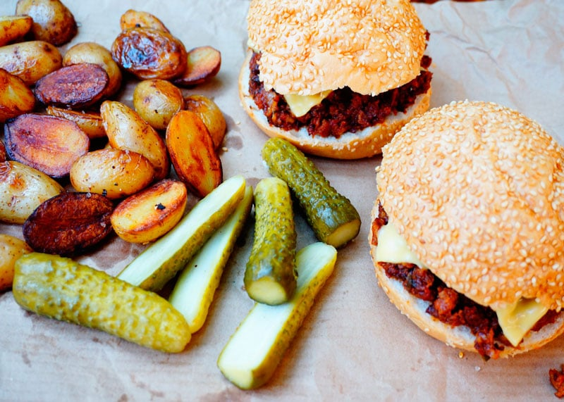 Сэндвич неряшливый джо рецепт фото