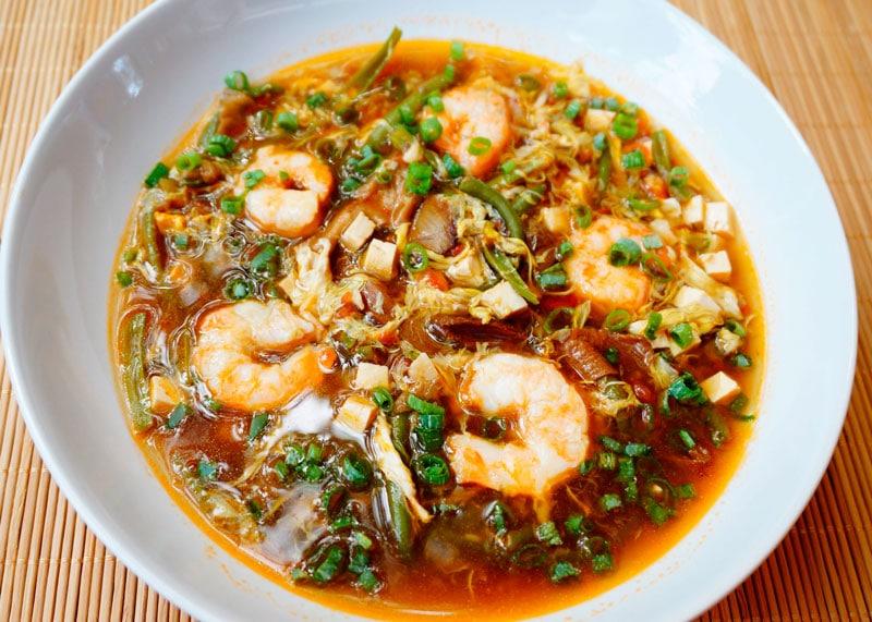 Рецепт даньхуатан суп фото