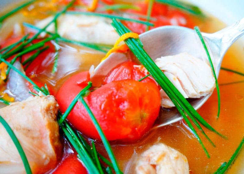 Рецепт пряный суп по-индийски фото