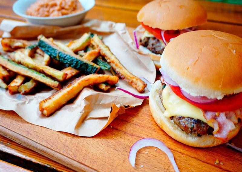 Рецепт бургер с бараниной фото