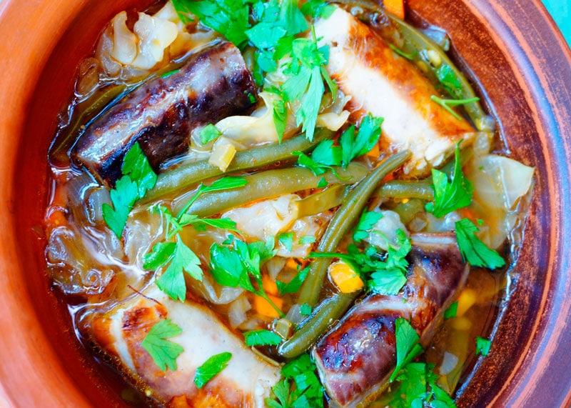 Колбасный суп рецепт фото