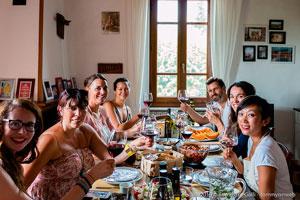 Обед Италия фото