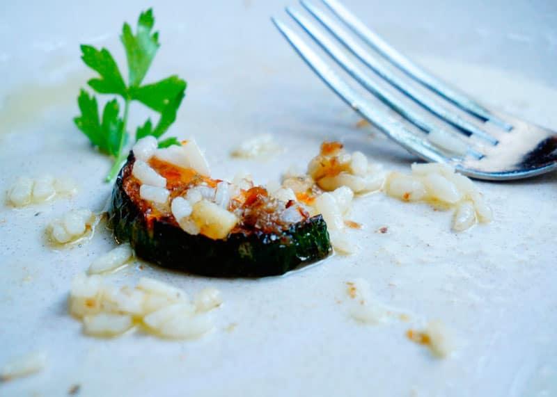 Рисовый салат с цуккини рецепт фото