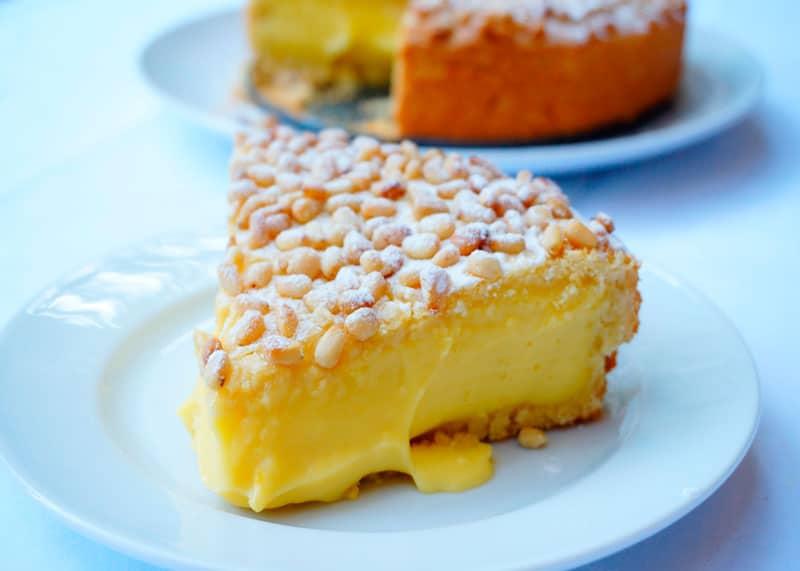 Рецепт торта делла нонна фото