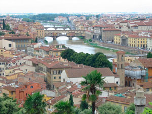Дома во Флоренции фото