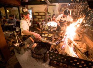 Вашингтон ресторан Майдан фото