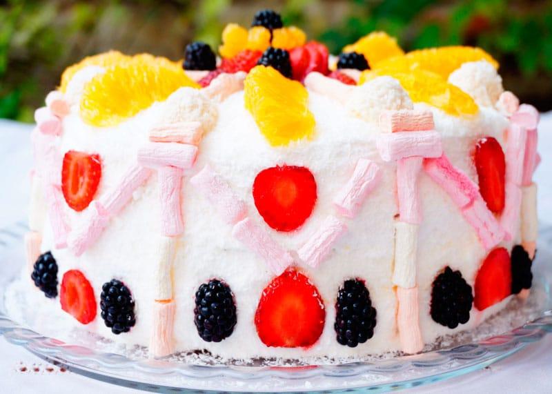 Рецепт торт Амброзия фото
